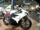 Triumph - Motorradmesse Leipzig 2013