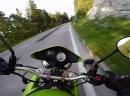 Triumph Speed Four sehr artgerecht bewegt by Schaaf