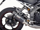 Triumph Speed Triple 1050 S RS mit SC-Project SC1-R Auspuffanlage - Soundcheck