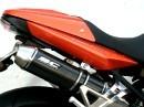 Triumph Speed Triple 1050 SC-Projekt Auspuffanlage