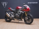 Neu! Triumph Speed Triple 1200RR - Features and Benefits