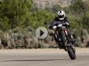 Triumph Speed Triple R 1050 - Testride Jens Kuck | GRIP - BIKE-EDITION