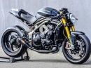 Triumph Speed Triple R 2016 - MEGA Umbau / BikePorn