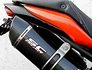 Triumph Speed Triple 1050 SC-Project Motorradauspuff