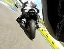 Triumph Street Triple Cup 2012, Hockenheim Rennen2 da brennt die Luft