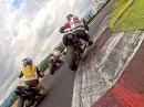 Triumph Street Triple-Cup Most 2014 Highlights