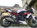 Triumph Street Triple R 2013 - First ride