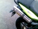 Triumph Street Triple with Arrow Exhaust and DB Killer
