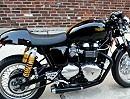 Triumph Thruxton - bildschöner Umbau - Motorradvideo
