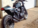 Triumph Thunderbird Sport (1998) Cafe Racer Build by BBR