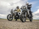 Triumph Tiger 1200 XC / XR und Tiger 800 XC / XR MY:2018