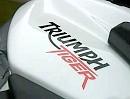 Triumph Tiger 800 exklusiver Fahrbericht bei MCN