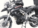 Triumph Tiger 800xc - SW-MOTECH Demo Bike