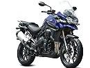 Triumph Tiger Explorer 1200ccm - 2012 - Adventure Motorrad