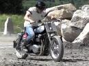 Triumph Triten von Fuel Bespoke Motorcycles - Cooles Teil