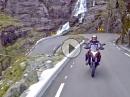 Trollstigen - eine Traumstraße in Norwegen