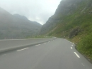 Trollstigen Toue Norwegen Touristenstraße