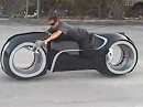 Tron Lightcycle Light Cycle Custombike voll funktionsfähig