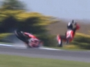 Troy Bayliss Highsider SBK-WM 2015 - Freitag Phillip Island
