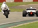 Troy Corser BMW Superbike vs Nick Heidfeld BMW Formel 1
