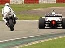 Troy Corser BMW Superbike vs Nick Heidfeld BMW Formel 1