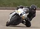 TT 2010 - Guy Martin onboard - Vollgastier und TT-Held - mit Erklärung von Guy