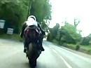 TT 2010 - Michael Dunlop Honda Supersport 600RR - ein geiles Stück Vollgas! - Reinziehen!!!