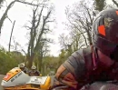TT 2013 - Isle of Man: Doug Wright & Martin Hall Sidecar - Wahnsinn auf drei Rädern