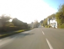 TT 2013 Isle of Man Gary Johnson onboard - Tunnelblick abartig