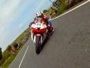 TT 2013 - Isle of Man Guy Martin auf Feindflug mit Nagel im Kopf