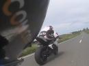 TT 2014 Peter Hickman 207km/h Schnitt, schnellster Newbie ever