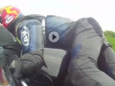 TT 2014 Sidecar - WER setzt sich da denn freiwillig rein - Durchgeknallt