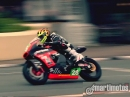 TT 2015 - Impressionen Supertwin Training Isle of Man - Martimotos
