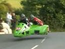 TT Sidecar: Claude Montagnier & Laurent Seyeux - Abartig