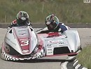 TT2012 Isle of Man: Sidecar Race2 Highlights, Slowmos, Interviews