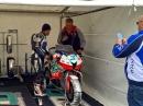 TT2015 - Fahrerlager, Grandstand Rundgang mit Horst Saiger - Top