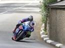 TT2017 Brennraum Terror: Michael Dunlop, Suzuki GSX-R1000, onboard SBK-Race