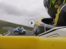 TT2017 Highspeed Sidecar Battle: Holden - Cain vs Molyneux - Sayle