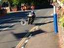 TT2017 - Vollgas Powerwheelie nach Bray Hill - Krass