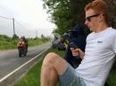 """TT2018: Vor Vollgas erschrocken! TT Neuling """"Standard-Gesichtsausdruck"""""""