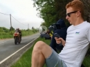 "TT2018: Vom Vollgas erschrocken! TT Neuling ""Standard-Gesichtsausdruck"""