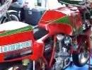 Ducati NCR TT F1 - Attacke auf die Ohren