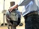 TÜV Schlagprüfung für Motorradhelme TF 8/11 Was wird geprüft? Tourenfahrer
