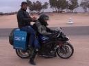 """Tunesien mit Suzuki GSX-R 750 - """"Kilometerfresser"""" Andal"""