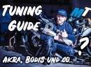 Tuning Guide Auspuffanlage: Staudruck, Krümmerlänge, Endtopfdesign. Was ist wichtig?