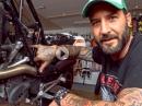 Tutorial KTM SMC 690 Ventile prüfen, Wartungstipps Jens Kuck von Motolifestyle