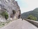 Twinsound im Gorges de la Nesque, gesurft mit Laverda SF750 und BMW R90S