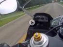 Übel: Lenkerschlagen / Kickback R6 >200 km/h Alter Verwalter da war die Kombi braun!