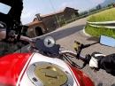 Über 4 min. Spaß am Lago di Iseo auf der SP48 (Italien), Ducati Monster
