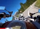 Über das Namlostal mit Ducati Monster ins Lechtal